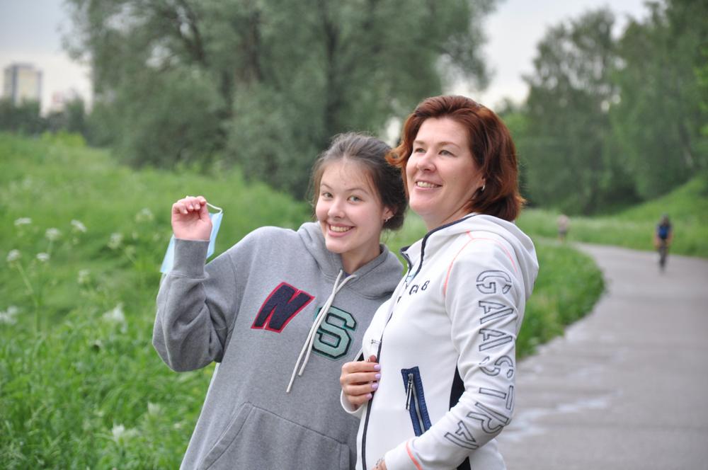 Photo Anna Pavlikovskaya - Walking boldly from the quarantine to the summer (6)