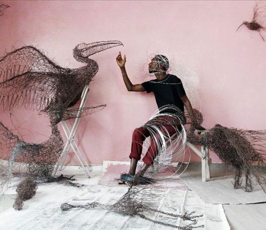 Oumar Ball by Sandra Reinflet