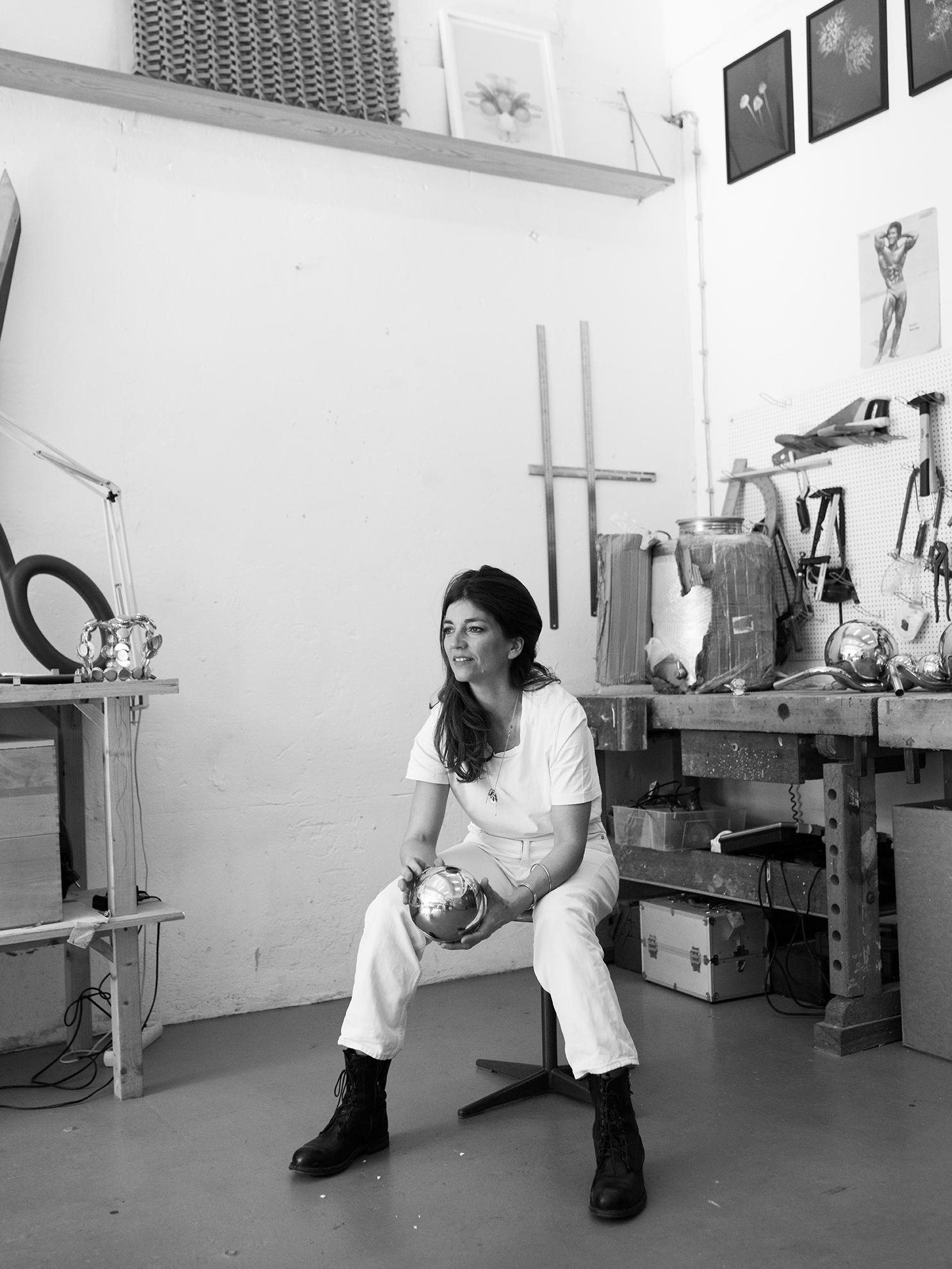 Sarah Illenberger by Elka Von Langen