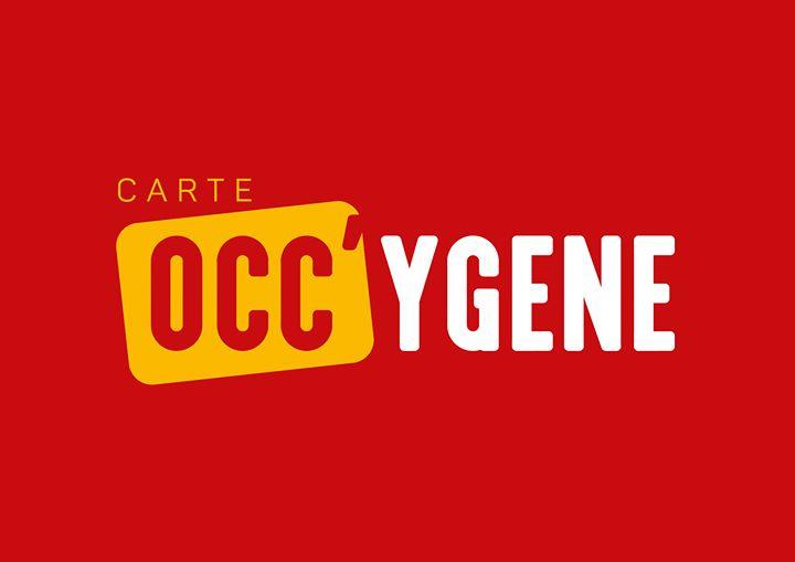 La carte Occ'Ygène