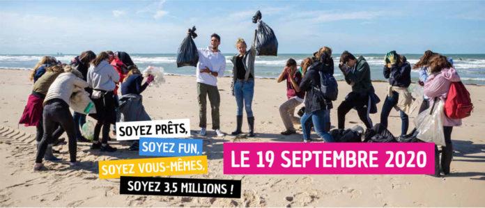 Journée mondiale du nettoyage de notre planète