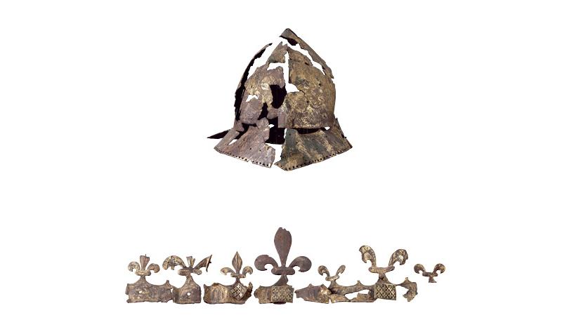 Chapel doré de Charles VI