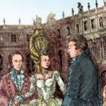 Versailles et la bande dessinee