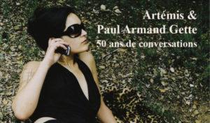 Artémis et Paul Armand Gette