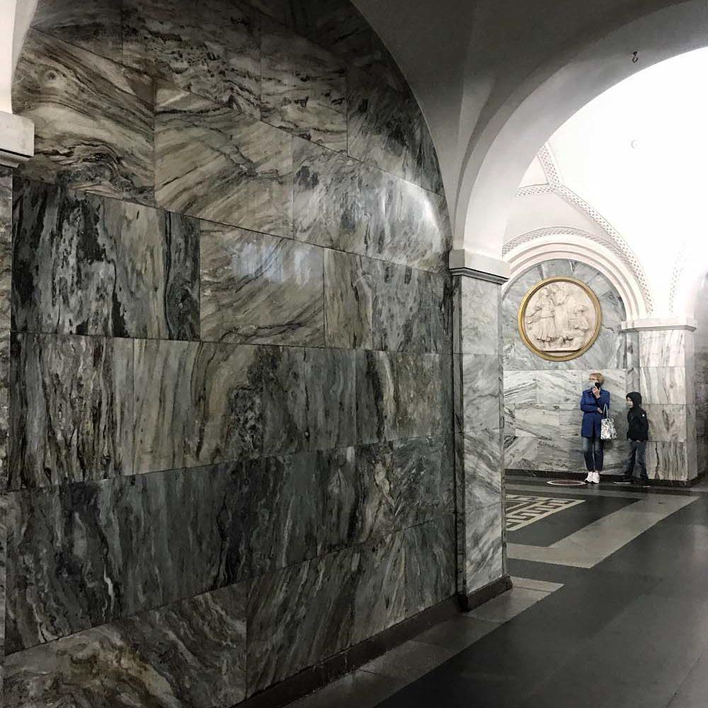 An Underground Circle - Photo by Anna Pavlikovskaya