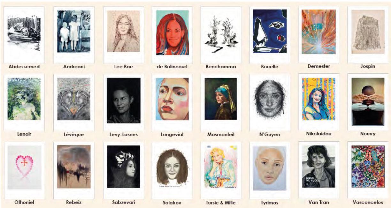 Artistes à la Une - Togeth-her