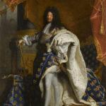 Portrait de Louis XIV en costume
