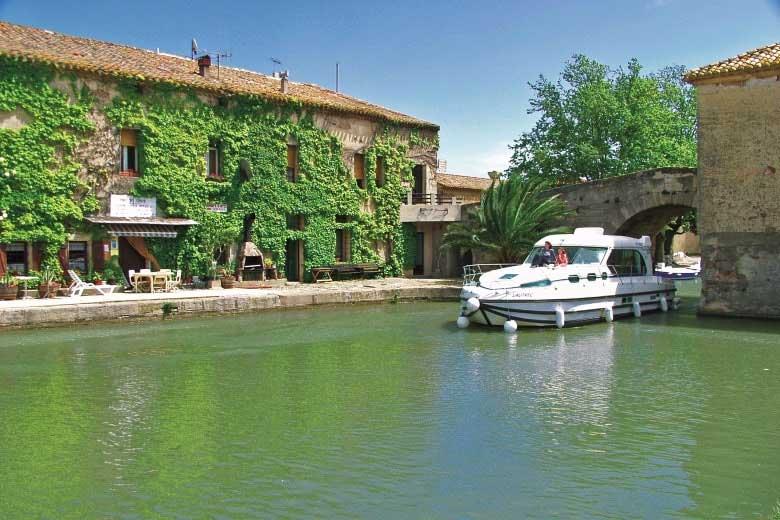 Le tourisme fluvial