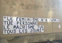Le féminisme n'a jamais tué personne !