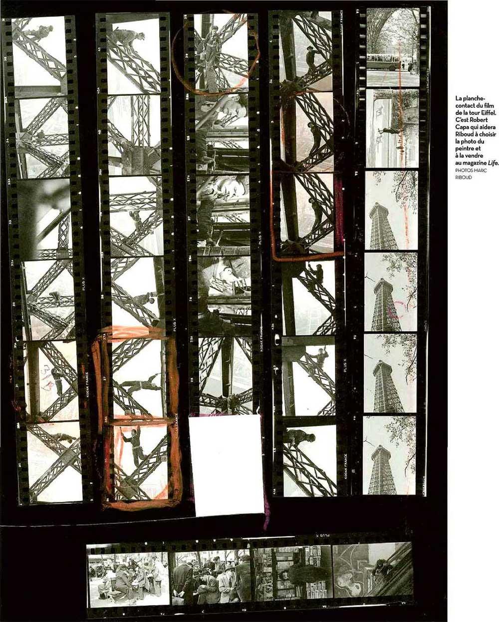 Le peintre de la tour Eiffel