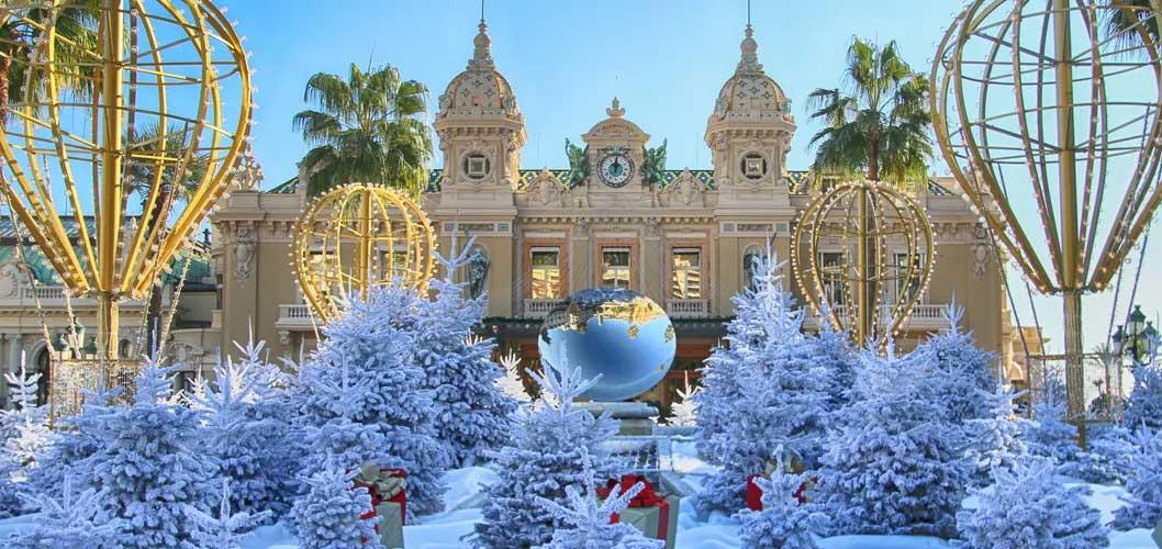Monaco Winter Lights