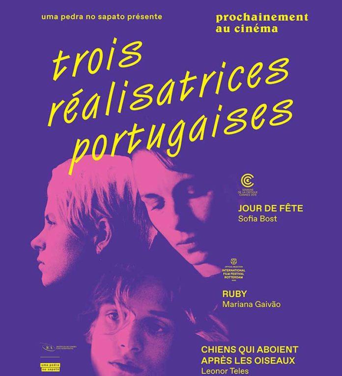 Trois réalisatrices portugaises