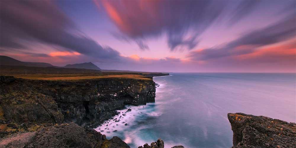 la péninsule de Reykjanes