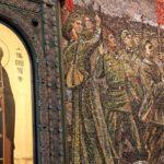 La cathédrale patriarche de la résurrection du Christ by Anna Pavlikovskaya (15)
