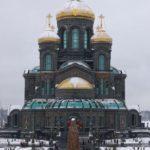 La cathédrale patriarche de la résurrection du Christ by Anna Pavlikovskaya (2)