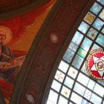 La cathédrale patriarche de la résurrection du Christ by Anna Pavlikovskaya (25)