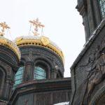 La cathédrale patriarche de la résurrection du Christ by Anna Pavlikovskaya (5)