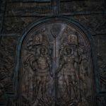 La cathédrale patriarche de la résurrection du Christ by Anna Pavlikovskaya (9)