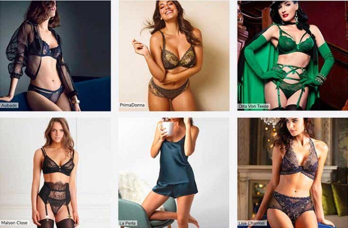 Les françaises et la lingerie