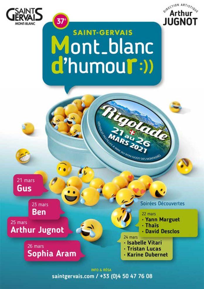 Saint-Gervais Mont-Blanc d'Humour