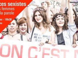 Violences sexistes : quand les femmes prennent la parole