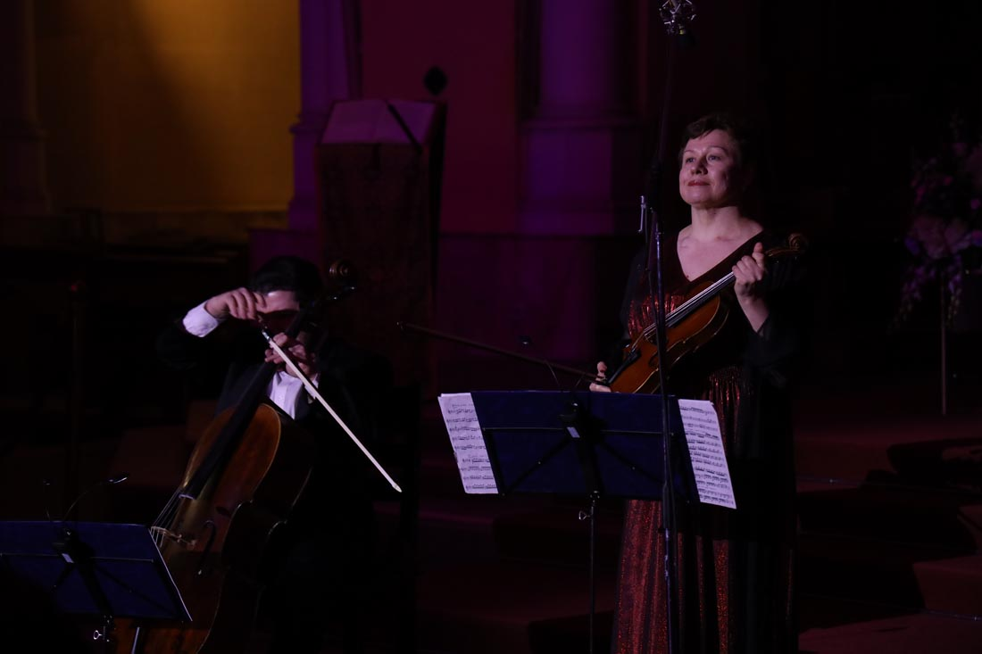 Concert à Moscou - Photo by Anna Pavlikovskaya