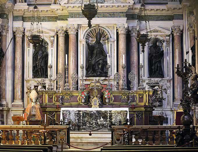 La chapelle du trésor de San Gennaro