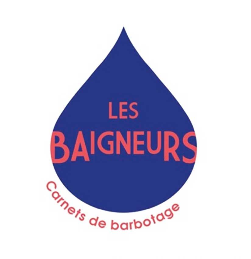 Les Baigneurs- Carnets de barbotage