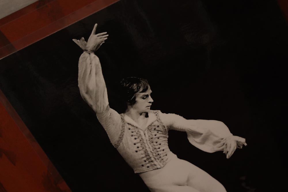 Nureyev in Moscow