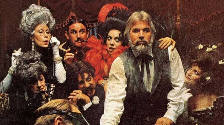 Kenny Rogers and The Gambler