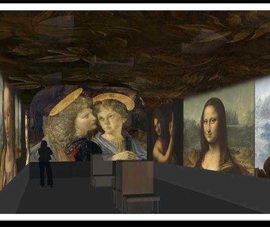 Les Nouvelles galeries Léonard de Vinci