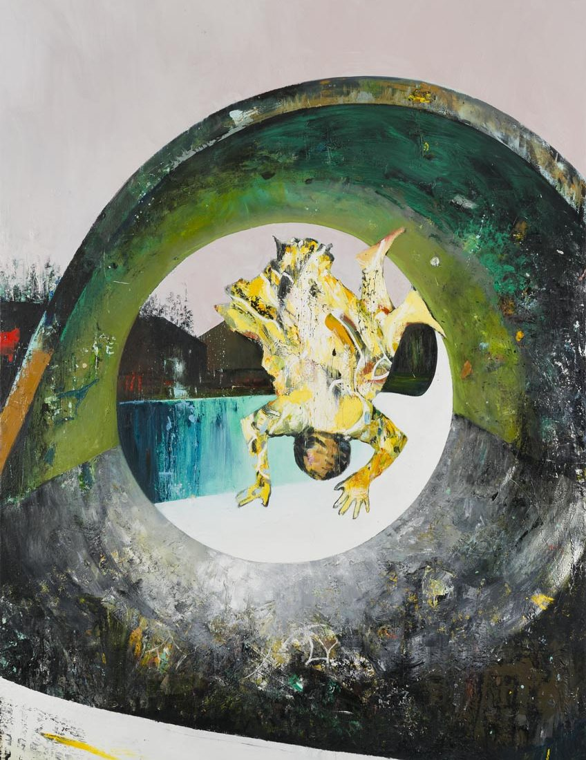"Emmanuel Bornstein - Shift"" au Château de Laréole"