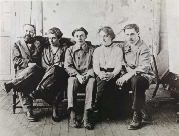 La famille Matisse