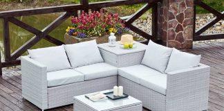 Votre espace salon de jardin