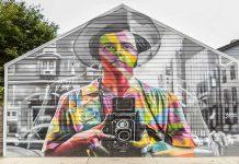 Une chasse au trésor de street art dans les rues de Paris