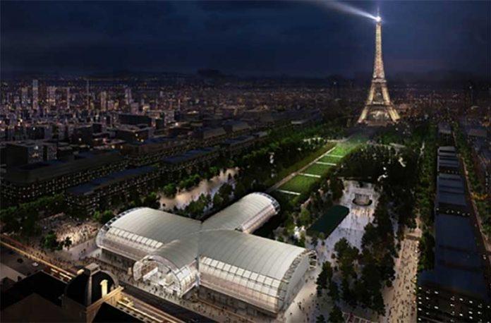 la FIAC au Grand Palais Éphémère