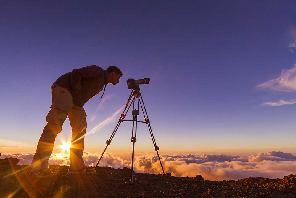 L'observatoire Roque de los Muchachos