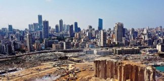 Beyrouth - Photo : DR