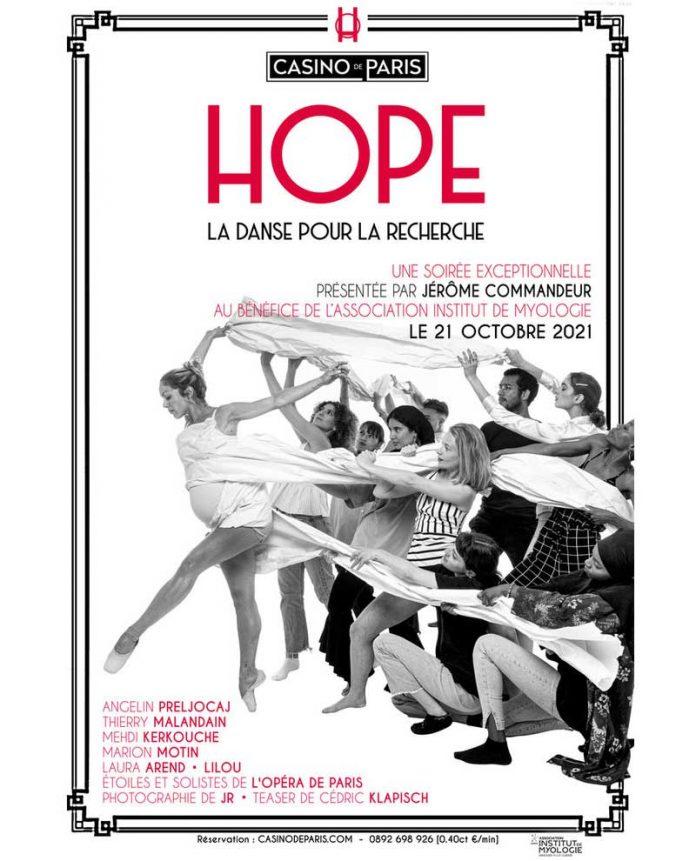 Hope : La danse pour la recherche